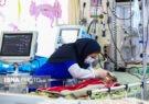 بستری ۲۵ کودک با علائم کرونا در بیمارستان کودکان قم