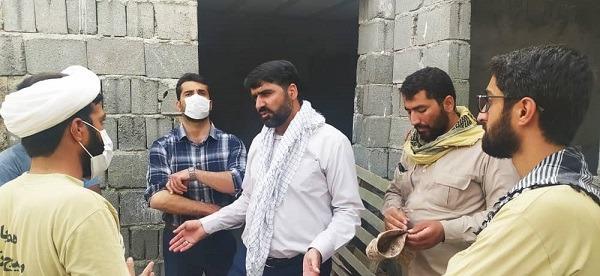 محرومیتزدایی توسط ۴۰۰ جهادگر قمی در بندر امام خمینی