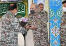 فرمانده جدید پایگاه پدافند هوایی حضرت معصومه(س) معرفی شد