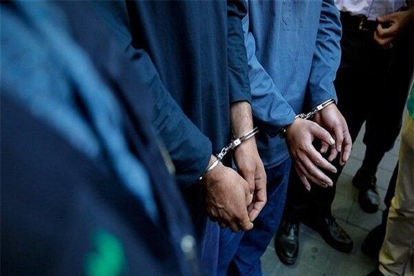 دستگیری سارقان ساختمانهای نیمهکاره در قم