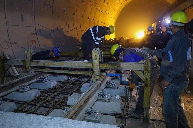 کار در مترو قم شبانهروزی میشود/ روند مناسب پیشرفت پروژه
