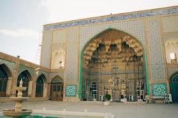 نگاهی به «مسجد جامع» قم