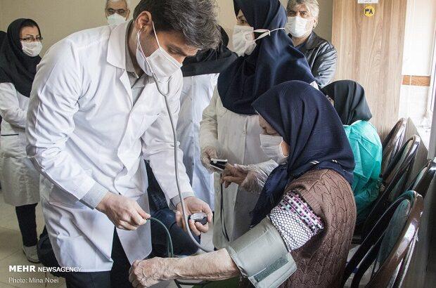 آغاز واکسیناسیون گروه سنی بالای ۶۰ سال در روستاهای قم