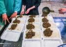 آماده سازی روزانه ۲ هزار افطاری توسط طلاب جهادی قم +تصاویر
