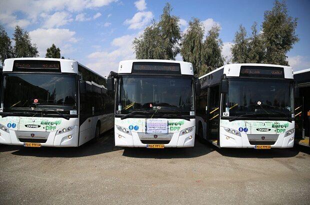 تداوم نوسازی اتوبوسهای شهری قم/ عمر ناوگان اتوبوسرانی به زیر دو سال رسید