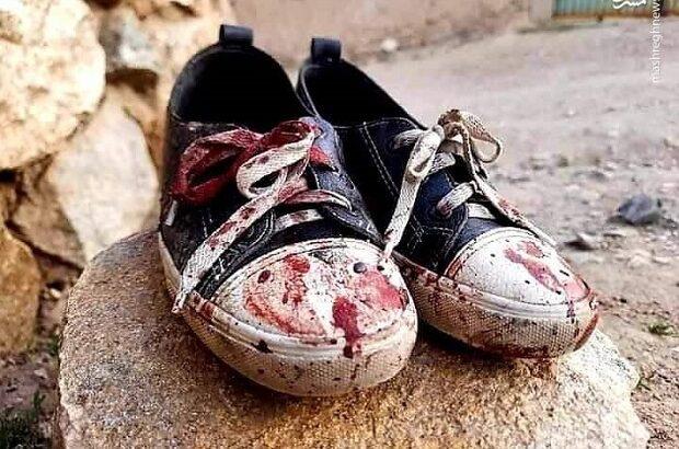 در غم کشتار مظلومانه دختران شیعه افغانستان