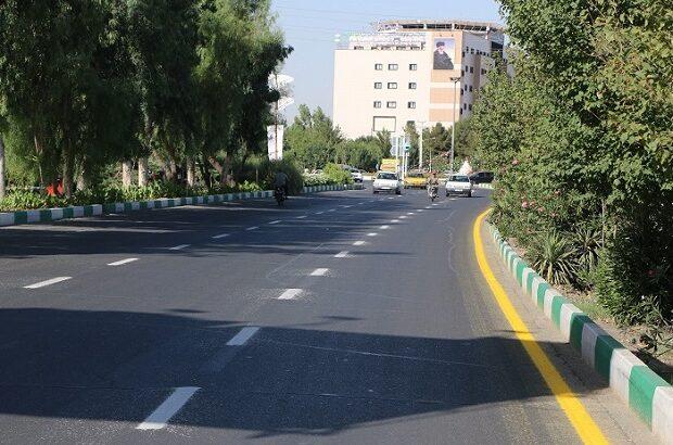 نظمبخشی ترافیکی به معابر پرتردد و ورودی شهر قم