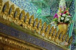 شعرخوانی احمد علوی به مناسبت ولادت حضرت معصومه