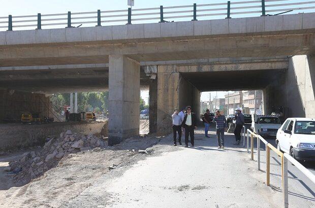 پروژههای عمرانی و ترافیکی قم شتاب میگیرد