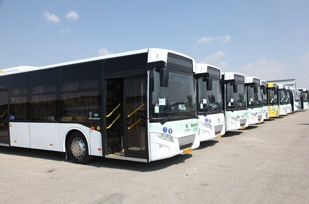 ۵۲ دستگاه اتوبوس جدید به ناوگان اتوبوسرانی قم اضافه میشود