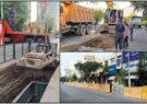 ۵ هزار متر شبكه فاضلاب شهر اصلاح و بازسازی شد
