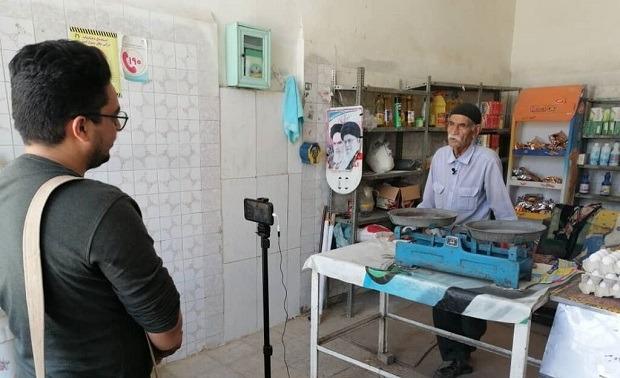 ضبط قصههای ۹۰ ثانیهای روستاییان قم