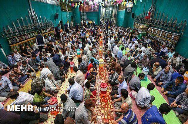 رکورد شگفتانگیز یک حسینیه در اطعام محبان اهلبیت(ع)