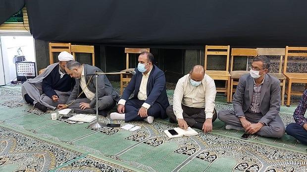پیشبرد اهداف مدیریت شهری با رویکرد مسجد محوری