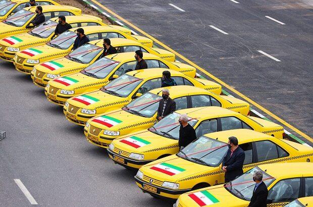 ۱۰۰ دستگاه تاکسی جدید به ناوگان تاکسیرانی قم اضافه میشود