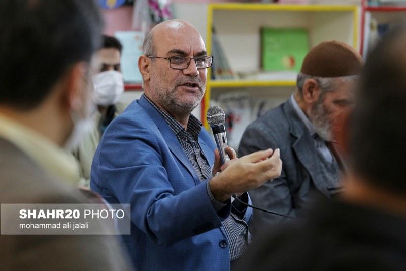 نامگذاری مرکز شماره 8 کانون پرورش فکری کودکان و نوجوانان قم به نام شهید محمدعلی زرنوشه فراهانی