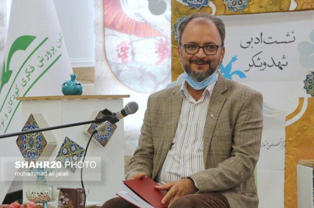 کانون پرورش فکری قم پایگاه عرضه ادبیات فاخر فارسی میشود